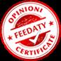 Feedaty recensioni logo